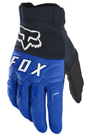 Gants cross Fox Dirtpaw Bleu 2021