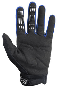 Gants cross Fox Dirtpaw Bleu 2021 Paume