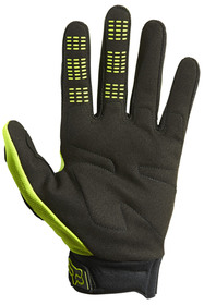 Gants cross Fox Dirtpaw Jaune Fluo 2021 Paume