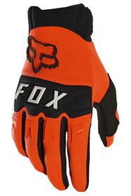 Gants cross Fox Dirtpaw Orange Fluo 2021