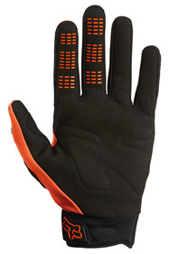 Gants cross Fox Dirtpaw Orange Fluo 2021 Paume
