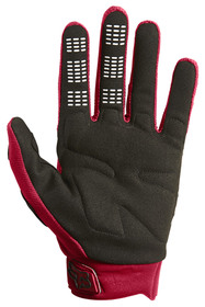 Gants cross Fox Dirtpaw Rouge 2021 Paume
