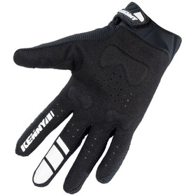 Gants cross Kenny Titanium Black 2021 Paume