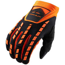 Gants cross Kenny Titanium Black Orange 2021
