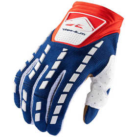 Gants cross Kenny Titanium Navy Red 2021