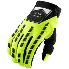 Gants cross Kenny Titanium Neon Yellow 2021