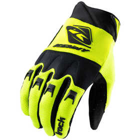 Gants cross Kenny Track Black Neon Yellow 2021