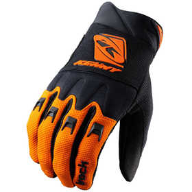 Gants cross Kenny Track Black Orange 2021