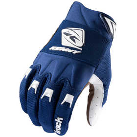 Gants cross Kenny Track Navy 2021