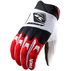 Gants cross Kenny Track White Red Black 2021