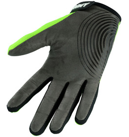 Gants cross Kenny Up Jaune Fluo 2021 Paume