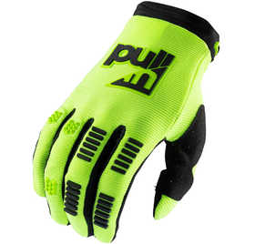 Gants cross Pull-In Challenger Lime 2021