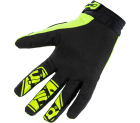 Gants cross Pull-In Challenger Lime 2021 Paume