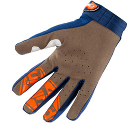 Gants cross Pull-In Challenger Navy Orange 2021 Paume