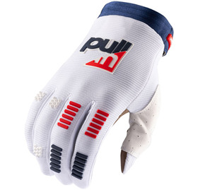 Gants cross Pull-In Challenger Navy White Red 2021