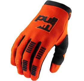 Gants cross Pull-In Challenger Neon Orange 2021
