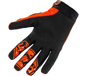 Gants cross Pull-In Challenger Neon Orange 2021 Paume
