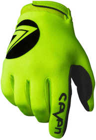 Gants cross Seven Annex 7 Dot Jaune Fluo 2020