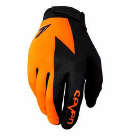 Gants cross Seven Annex Volt Orange Fluo