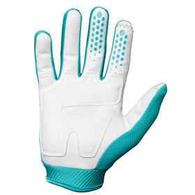 Gants cross Seven Rival Aqua 2020 Paume
