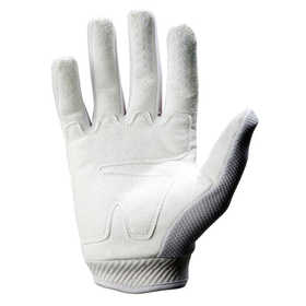 Gants cross Seven Rival Blanc 2020 Paume