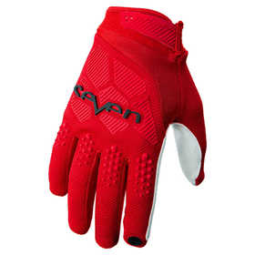 Gants cross Seven Rival Rouge 2020