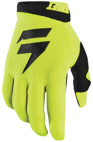 Gants cross Shift White Air Jaune Fluo 2020