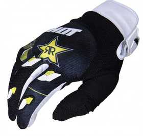Gants cross Shot Contact Rockstar Energy 3.0