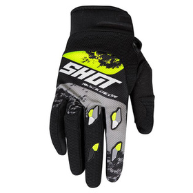 Gants cross Shot Contact Shadow Gris 2020