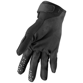 Gants cross Thor Draft Noir 2021 Paume