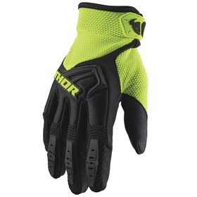 Gants cross Thor Spectrum Acid Fluo 2021