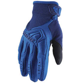 Gants cross Thor Spectrum Bleu 2021