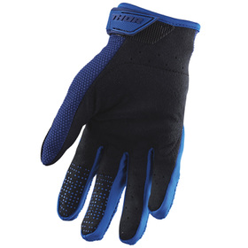 Gants cross Thor Spectrum Bleu 2021 Paume
