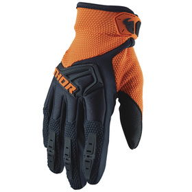 Gants cross Thor Spectrum Orange 2021