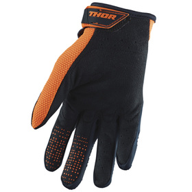 Gants cross Thor Spectrum Orange 2021 Paume