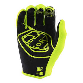 Gants cross Troy Lee Designs Air Jaune Fluo 2020 Paume