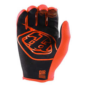 Gants cross Troy Lee Designs Air Orange 2020 Paume