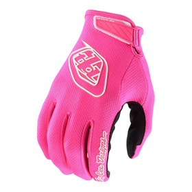 Gants cross Troy Lee Designs Air Rose Fluo 2020
