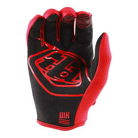 Gants cross Troy Lee Designs Air Rouge 2020 Paume