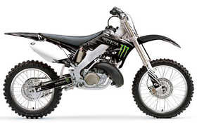 Kit deco CR 125-250 Monster Energy - GRK-HO133-MO