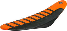 Housse de selle KTM Noir-Orange