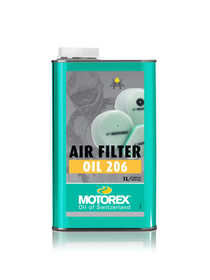 Huile de filtre à air Motorex Air Filter Oil 206
