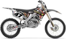 Kit complet One Industries H&H Rockstar CRF 450 09-11