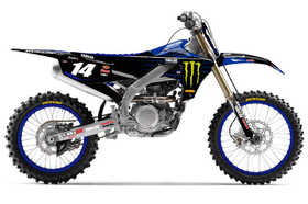 Kit déco - 2020 Star Racing Yamaha