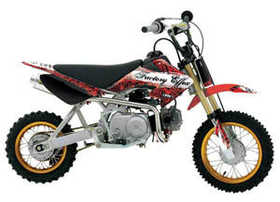 Kit déco Factory Effex CRF 50 04-07