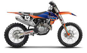Kit déco KTM Gopro-Troy Lee N-Style