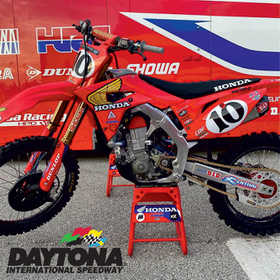 Kit deco moto cross HONDA HRC Daytona - Roczen Ken 2020