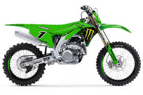 kit déco moto cross Kawasaki Monster Cup 2019