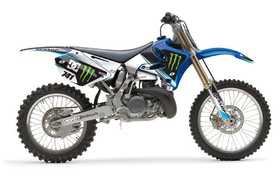 Kit deco one industries Monster Energy 125-250 YZ