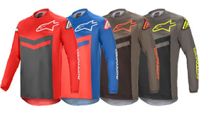 Maillot cross Alpinestars Fluid Speed 2021